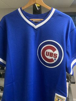 Ryne Sand berg Mitchell & Ness Jersey - L for Sale in Chicago,  IL