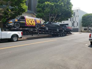 Cal 3/4 car wedge for Sale in Downey, CA