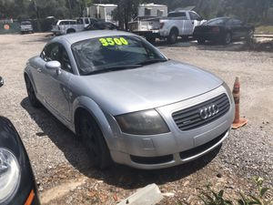 2000 Audi TT quatro turbo runs drive great fast car serious buyers only for Sale in NEW PRT RCHY, FL
