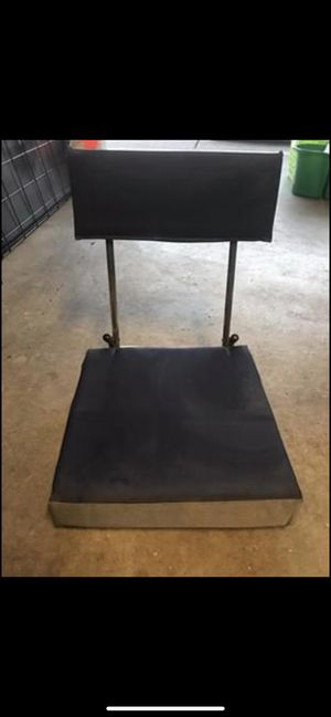 Stadium or boat chair for Sale in Index, WA