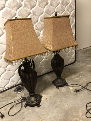 Table lamp for Sale in Burbank, CA