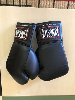 Ringside Boxing, Bag gloves, 100% leather for Sale in Los Angeles, CA