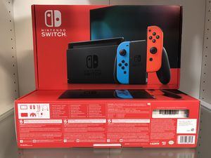 Nintendo Switch Console with Animal Crossing Game for Sale in West Palm Beach, FL