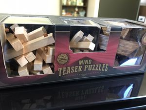 Mind Teaser Puzzles for Sale in St. Louis, MO