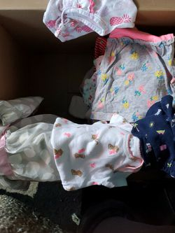Baby Girl Clothes 0 To 3months FREE FREE FREE for Sale in Selma,  CA