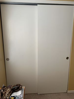 Closet sliding doors for Sale in Columbus, OH
