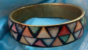 Colorful vintage boho bracelet for Sale in Lakewood, CO