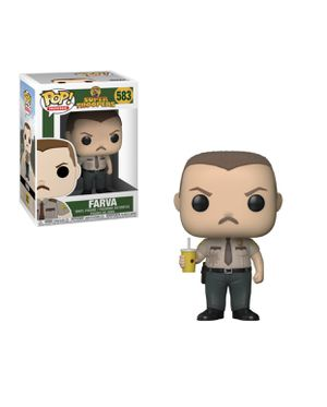 Funko POPS! Super troopers (Farva) Doctor Who (Thirteenth Doctor) for Sale in Rochester, NY