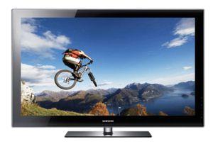 "Samsung - 63"" widescreen plasma TV for Sale in Altadena, CA"