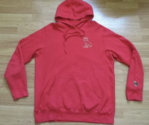 OVO drake hoodie red sz XL for Sale in San Jose, CA