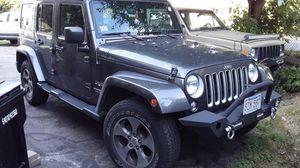 Jeep wrangler Sahara unlimited for Sale in Framingham, MA