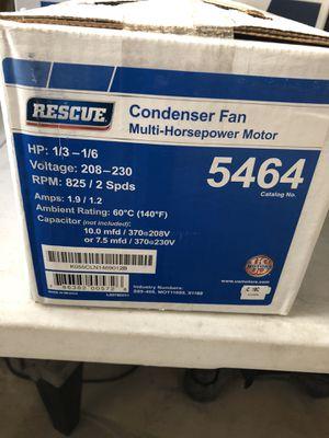 Rescue motor many uses brand new box sealed condenser motor HVAC/r motor for Sale in Surprise, AZ
