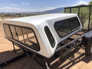 Stepside Camper Shell for Sale in Rio Rancho, NM