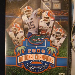 DVD #15 TEBOW/ Florida Gators 2008 Championship Season for Sale in Middleburg, FL