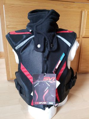 EVS SV1 RACE PROTECTIVE SNOW SNOWMOBILE TRAIL VEST MEDIUM LARGE for Sale in Vancouver, WA