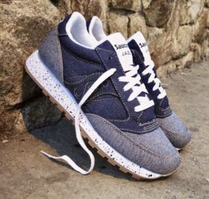 NEW SAUCONY LIMITED EDITION DENIM JAZZ Size 7 for Sale in Santa Clara, CA