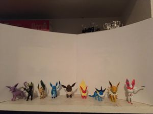 Eevee Pokemon Collection for Sale in Riverside, CA