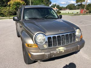 2006 Jeep Liberty for Sale in Tampa, FL