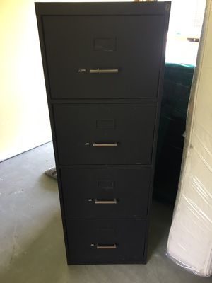 Metal File Cabinet for Sale in Tampa, FL