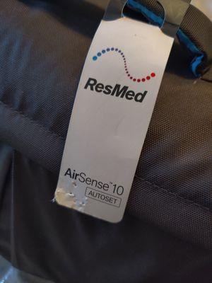 CPAP machine for sleep apnea ResMed AirSense 10 Autoset for Sale in Tempe, AZ