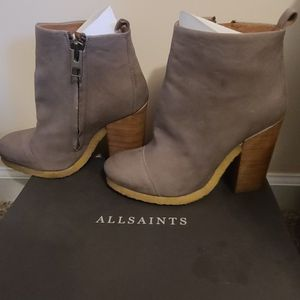 All Saints Lakote Boots Uk8, US 10.5, Eu41. for Sale in Nolensville, TN