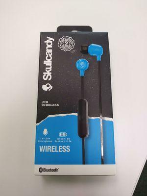 SkullCandy Jib Bluetooth Headphones for Sale in Murphy, TX