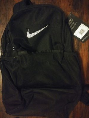 Nike mesh backpack brand new for Sale in San Antonio, TX