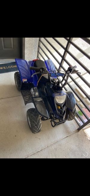 Mini quad TaoTao 110cc for Sale in Sun City, AZ
