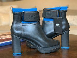 Sorel Medina III women's Rain Heel Boot for Sale in Maple Valley, WA