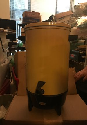 30 Cup West Bend Coffee Maker for Sale in Washington, DC