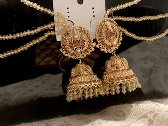 Pakistani Indian Jewelry / Earnings for Sale in Baltimore,  MD