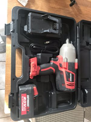 1/2 in cordless impact wrench for Sale in Chicago, IL