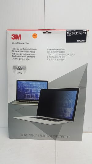 Apple Macbook Pro 13 Privacy Screen Protector for Sale in Waterloo, IN
