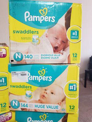 Pamper newborn for Sale in DeBary, FL