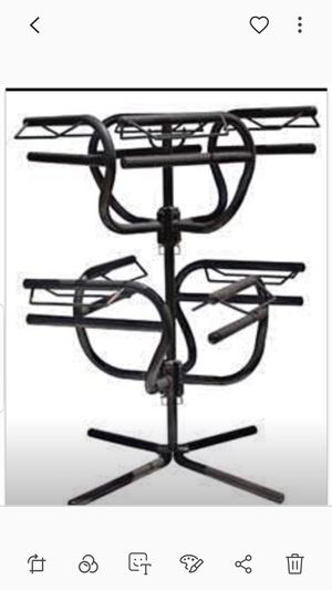 Priefert Saddle Rack for Sale in Hawley, TX
