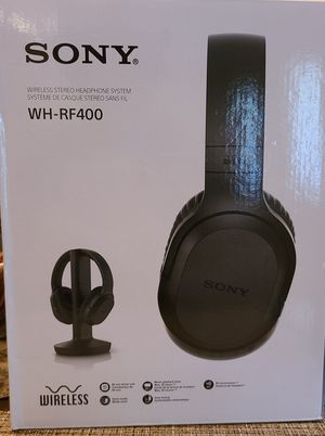 Sony Wireless Headphone System for Sale in Lawrenceville, GA