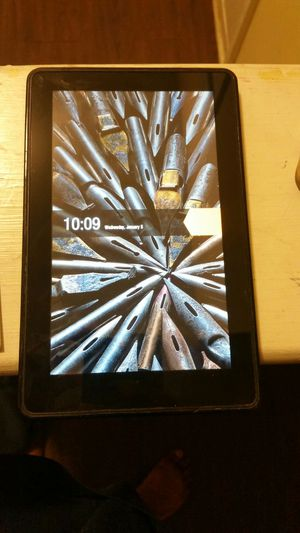Kindle fire tablet 7in for Sale in Raleigh, NC
