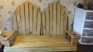 Porch swings/wishing wells/Flooring for Sale in Lawndale, NC