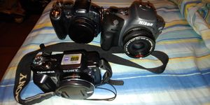 3 cameras for Sale in Phoenix, AZ