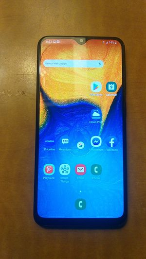 Samsung Galaxy a20 on the Metro Network phone is brand new model sm- for Sale in Coronado, CA