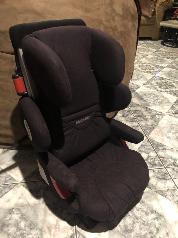 Recaro racing booster kid seat