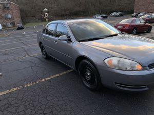 2006 Chevy impala police package for Sale in Cincinnati, OH