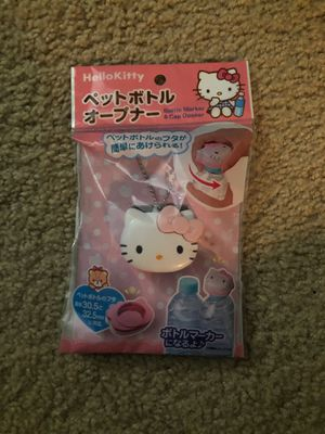Hello Kitty keychain and bottle cap opener for Sale in Portland, OR