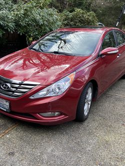 2011 Hyundai Sonata Limited for Sale in Redmond,  WA