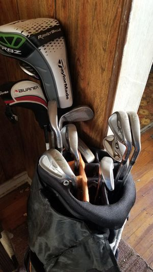 High Quality Golf Clubs and Bag for Sale in Baltimore, MD