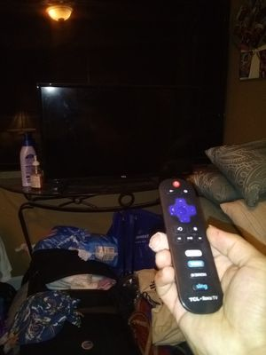 Roku TCL TV for Sale in Stockton, CA
