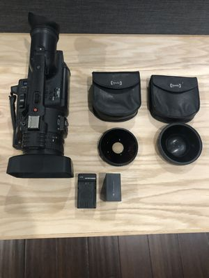 Panasonic HVX200A Camcorder for Sale in Gig Harbor, WA