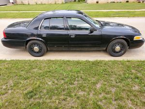 2010 Ford Crown Victoria Police Interceptor for Sale in Valparaiso, IN