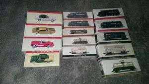 Collectible die-cast cars and trains for Sale in Manassas, VA