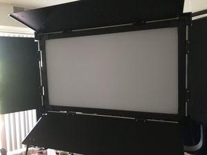 "Fotodiox Pro FACTOR 1x2"" Bi-Color LED dimmable studio light for Sale in Alexandria, VA"